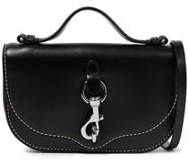 Megan Leather Shoulder Bag