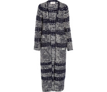 Knitted Cardigan Navy