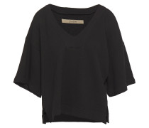 French Cotton-blend Terry Top
