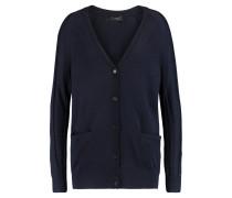 Merino Wool Cardigan Mitternachtsblau