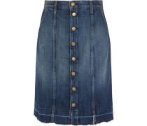 The Short Sally denim skirt