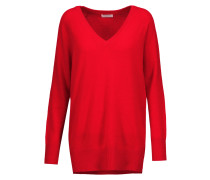 Asher Cashmere Sweater Rot