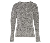 Wyndrelle Knitted Wool-blend Sweater Grau