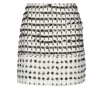 Mari tweed mini skirt