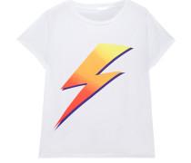 Printed Supima Cotton-jersey T-shirt