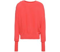 Futile Groom Button-detailed Cashmere Sweater