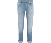 Josefina Faded Boyfriend Jeans Heller Denim