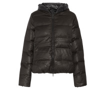 Thiadue Quilted Shell Down Coat Schiefer