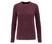 Saturia Knitted Sweater Burgunder
