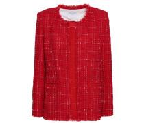 Quespo Wool-blend Tweed Jacket