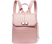 Full Joy Leather Backpack Pastellrosa