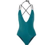 The Alexandra halterneck swimsuit