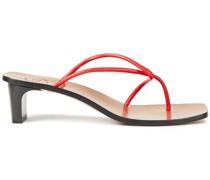 Panza Sandalen aus Leder
