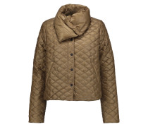 Anfinolea Quilted Shell Down Coat Champignon