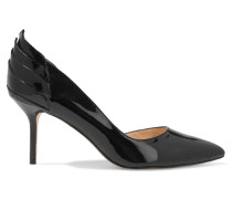 Lovell Patent-leather Pumps Schwarz