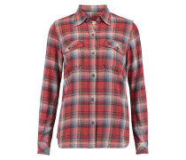 The Perfect Plaid Cotton Shirt Rot