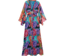 Miyazaki Mirage crystal-embellished silk gown