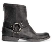 Phillip Leather Boots Schwarz