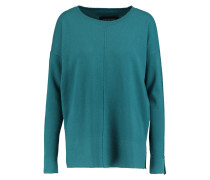Wool And Cashmere-blend Sweater Petrol