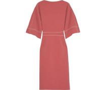 Mave Bow-embellished Crepe Dress