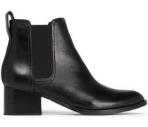 Walker Ankle Boots aus Leder