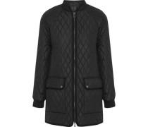 Rackham Quilted Shell Jacket Black