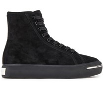 Pia Suede Sneakers