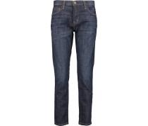 The Fling Boyfriend Jeans Dunkler Denim