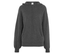 Anya cashmere hooded sweater