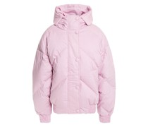 Dunlope Quilted Cotton Hooded Jacket