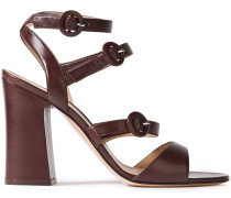 Mali 100 Buckled Leather Sandals