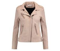 Hanhan leather biker jacket