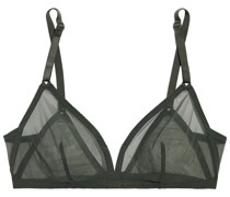 Providence Stretch-tulle Soft-cup Triangle Bra