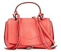 Stella Mini-schultertasche aus Strukturiertem Leder