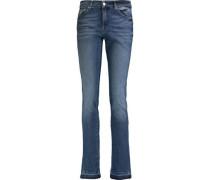 Roxanne high-rise bootcut jeans