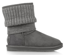 Fame Short Shearling Boots