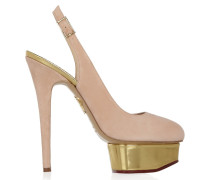 The Dolly Suede Pumps