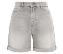 Boy Faded Denim Shorts