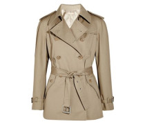 Cotton trench jacket