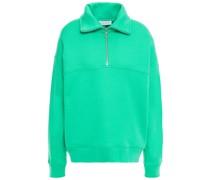 Sweatshirt aus Biobaumwollfleece