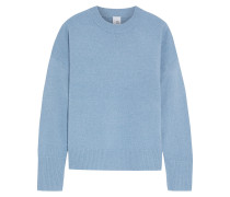 Ariana Wool And Cashmere-blend Sweater