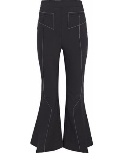 Align Crepe Kick-flare Pants Black