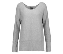 Whitney ribbed cotton-blend sweater