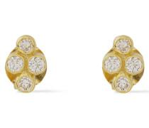 18-karat  Diamond Earrings
