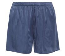Trista Pyjama-shorts aus Vorgewaschener Stretch-seide
