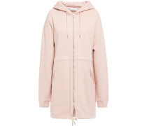 Oversized French Cotton-terry Hoodie