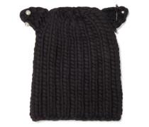 Felix Embellished Wool Beanie