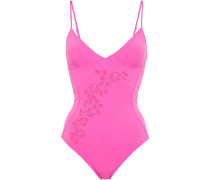 Broderie Anglaise Swimsuit