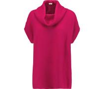 Cashmere Turtleneck Sweater Magenta
