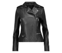 Vila leather biker jacket